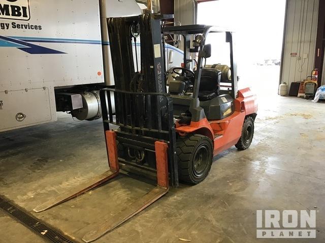 Toyota ZFGK04 Warehouse Forklift, Forklift