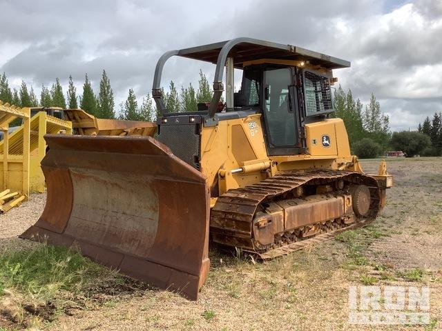 2011 John Deere 850J Crawler Dozer, Crawler Tractor
