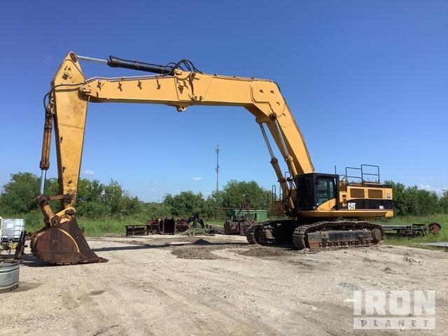 Cat 385 Track Excavator, Hydraulic Excavator