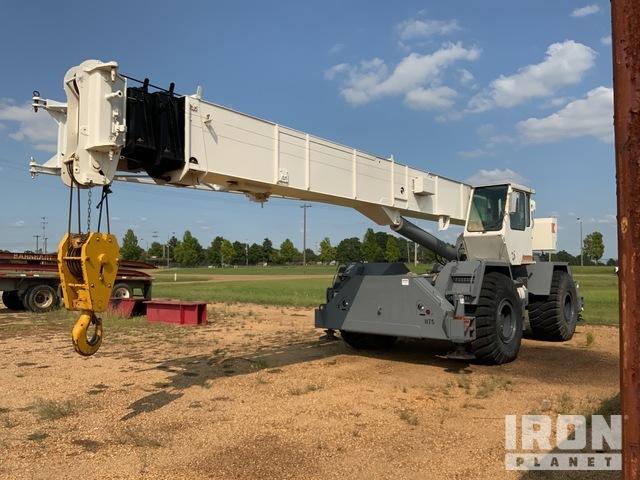 Lorain LRT445 45 ton Rough Terrain Crane, Rough Terrain Crane
