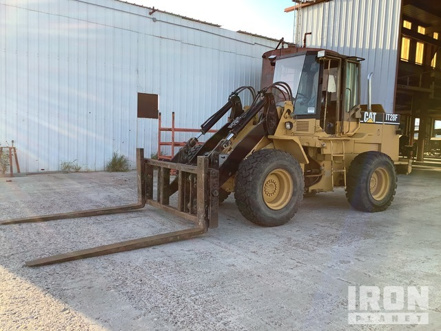 1996 Cat IT28F Tool Carrier, Integrated Tool Carrier