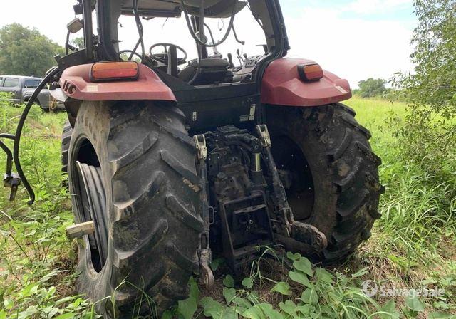 2012 (unverified) Case Maxxum 4WD Tractor, MFWD Tractor