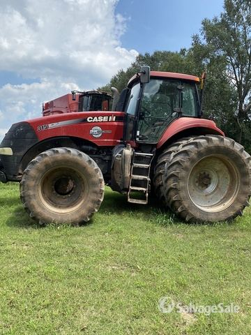 2013 Case IH Magnum 315 4WD Tractor, MFWD Tractor