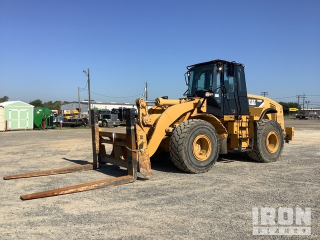 2011 Cat 950H Wheel Loader, Wheel Loader