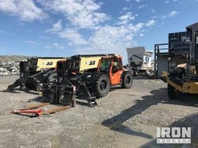 2017 (unverified) JLG 1055 Telehandler, Telescopic Forklift