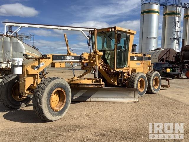 Cat 160H Motor Grader, Motor Grader