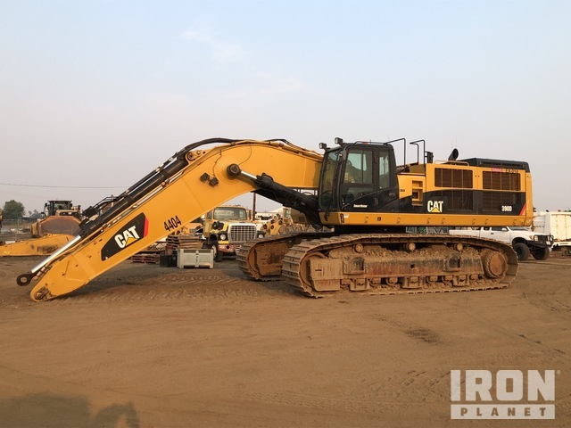 2012 (unverified) Cat 390DL Track Excavator, Hydraulic Excavator