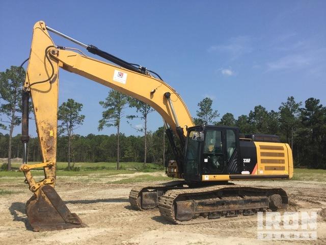 2014 Cat 336FL Track Excavator, Hydraulic Excavator