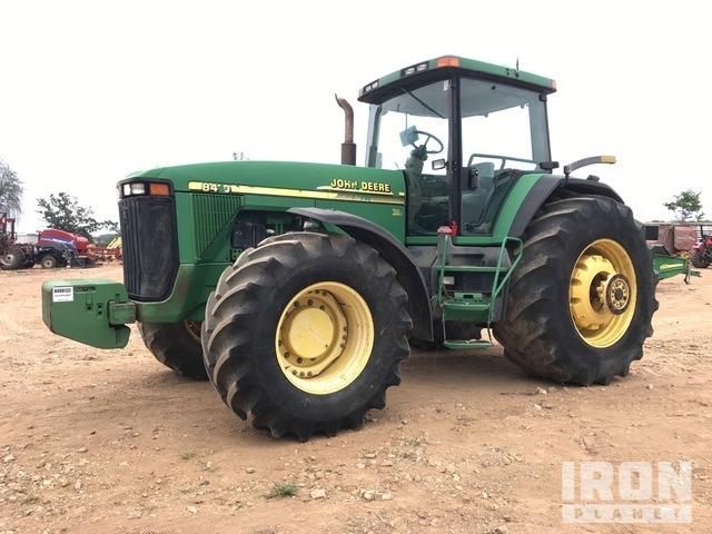 John Deere 8410 4WD Tractor, MFWD Tractor