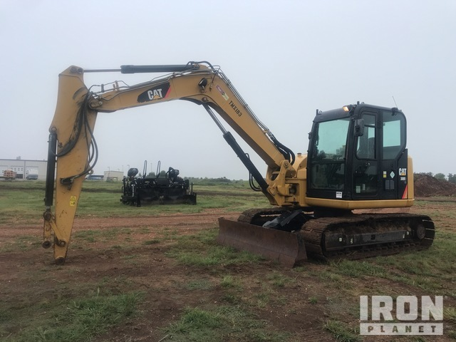 2013 (unverified) Cat 308E2 CR Track Excavator, Hydraulic Excavator