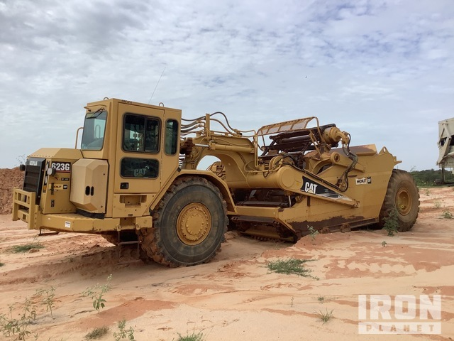 2007 Cat 623G Elevating Motor Scraper, Parts/Stationary Construction-Other