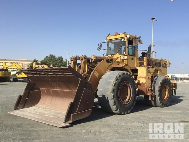 1991 Cat 988B Wheel Loader, Wheel Loader