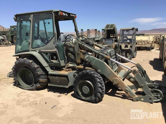 Cat 420D 4x4 Backhoe Loader, Loader Backhoe