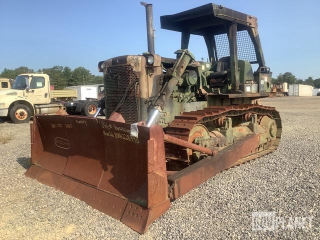 Cat D7G Crawler Dozer, Crawler Tractor