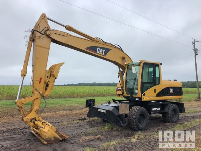 2004 (unverified) Cat M318C Wheel Excavator, Mobile Excavator
