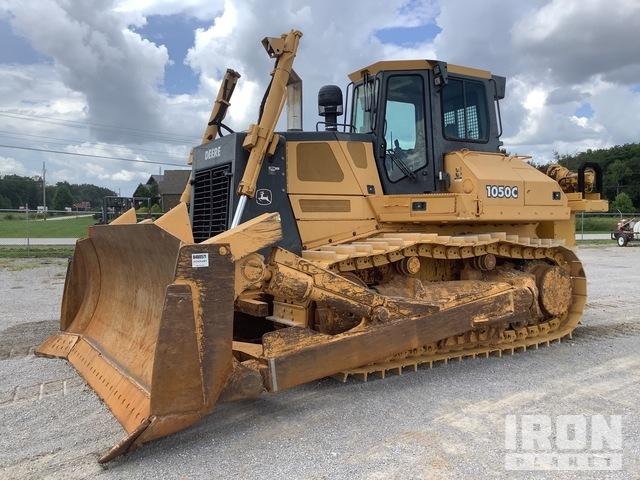 John Deere 1050C Crawler Dozer, Crawler Tractor