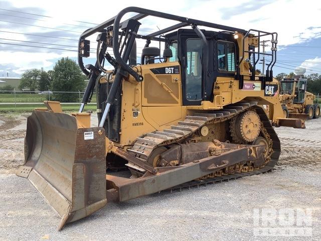 Cat D6T XL Crawler Dozer, Crawler Tractor