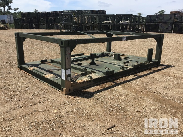 MCA 277C MTL Tool Carrier Lower Container, Container Equipment - Other