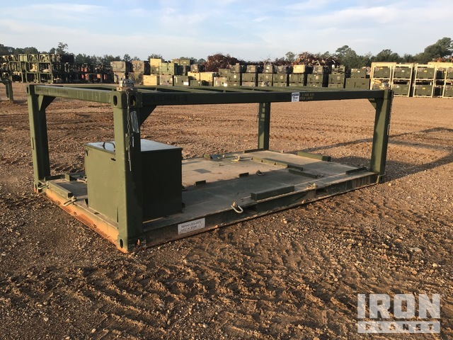 MCA 277C MTL Tool Carrier Upper Container, Container Equipment - Other