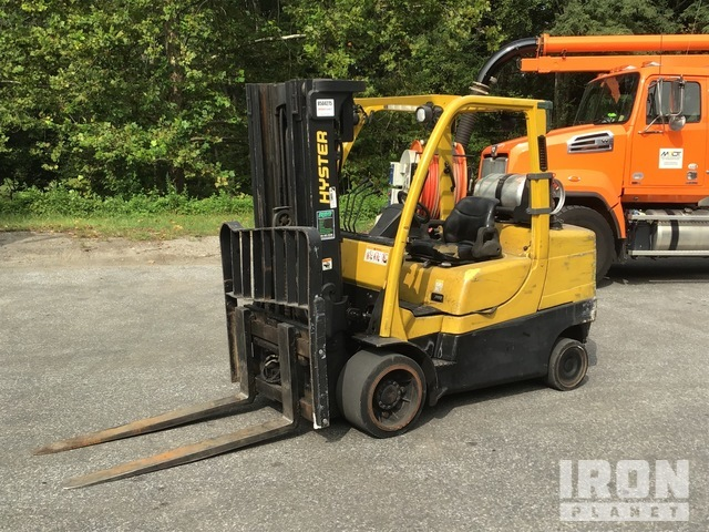2006 Hyster S100FT 9300 lb Cushion Tire Forklift, Forklift