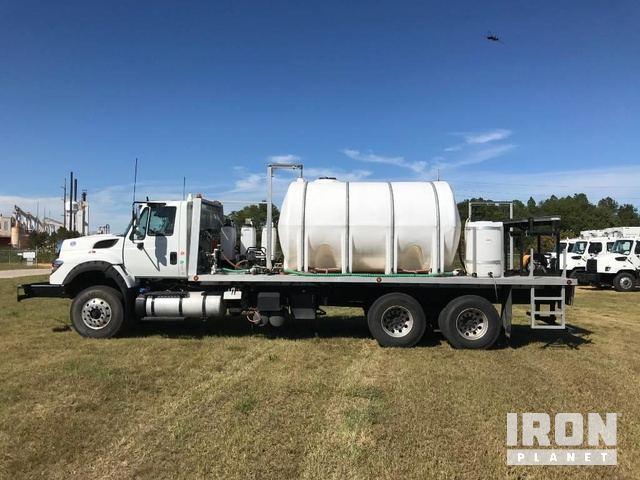 2017 International 7600 Herbicide Spray Truck, Sprayer
