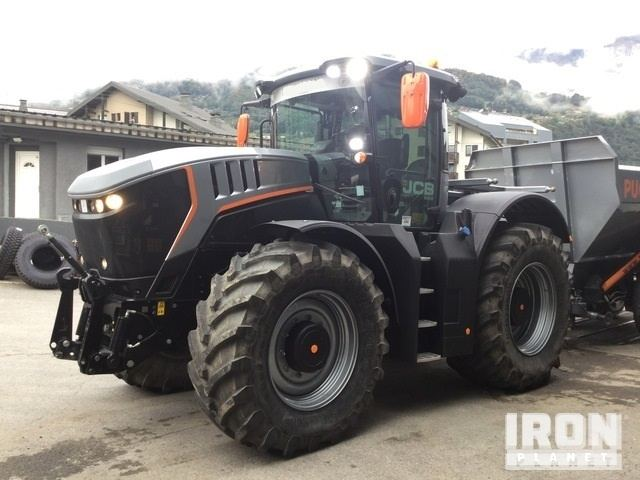2018 JCB Fastrac 8330 4WD Tractor, MFWD Tractor