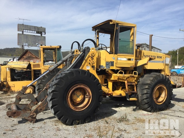 Volvo BM L120 Wheel Loader, Parts/Stationary Construction-Other