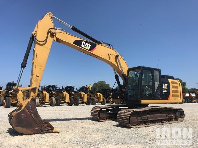 2015 Cat 320E L Track Excavator, Hydraulic Excavator
