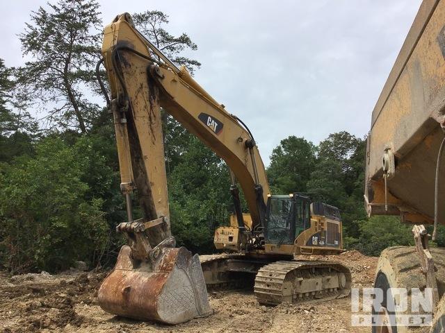 Cat 365CL Track Excavator, Hydraulic Excavator