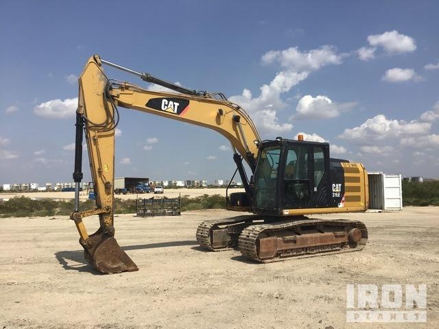 2012 (unverified) Cat 316EL Track Excavator, Hydraulic Excavator
