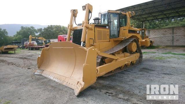2004 Cat D8R Series II Crawler Dozer, Crawler Tractor
