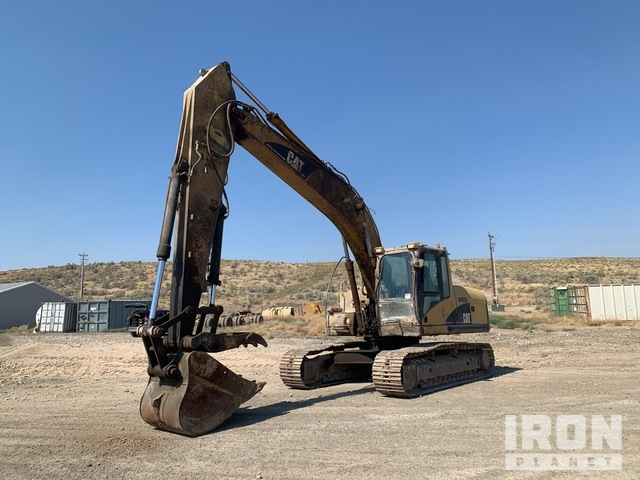 Cat 320CL Track Excavator, Hydraulic Excavator