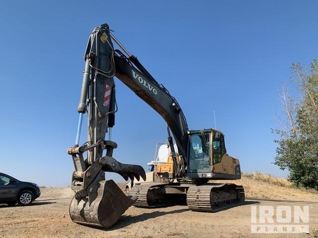 2007 (unverified) Volvo EC210CL Track Excavator, Hydraulic Excavator