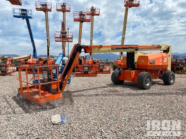 2013 JLG 800AJ 4WD Diesel Articulating Boom Lift, Boom Lift