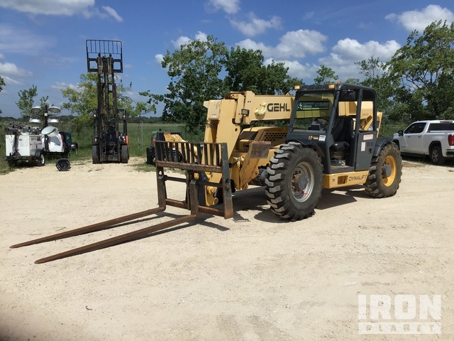 Gehl DL12H-40 4x4 10000 lb Telehandler, Telescopic Forklift
