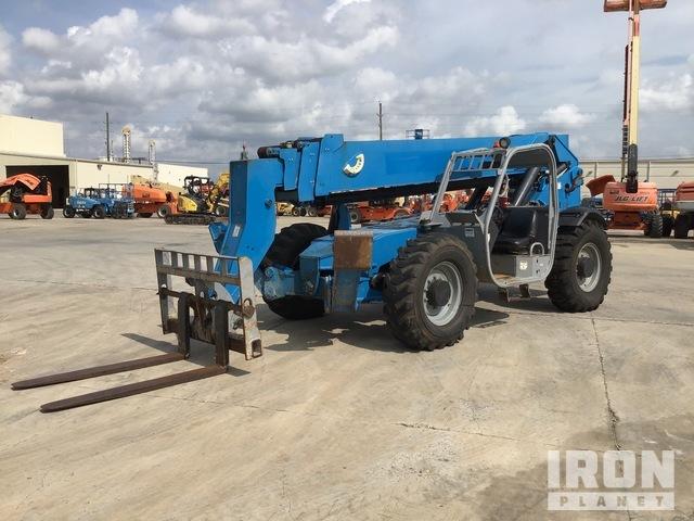2014 Terex GTH1056 4x4 10000 lb Telehandler, Telescopic Forklift
