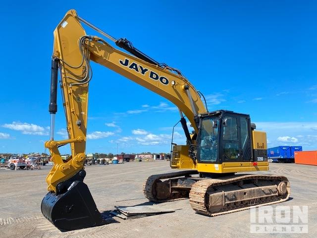 2012 Cat 328D LCR Track Excavator, Hydraulic Excavator