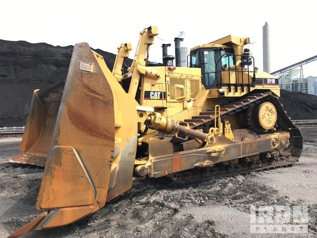 2006 (unverified) Cat D11R Crawler Dozer, Crawler Tractor
