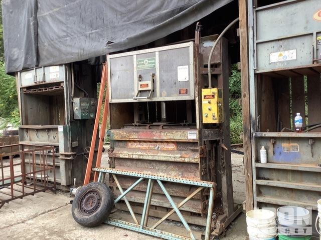 Load King HDV 6030 30 in. x 60 in. Electric Scrap Baler, Tin Baler