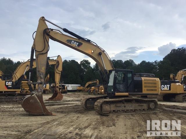 2015 Cat 336FL Track Excavator, Hydraulic Excavator