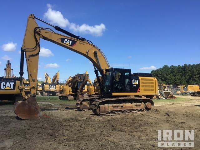 2016 Cat 336FL Track Excavator, Hydraulic Excavator