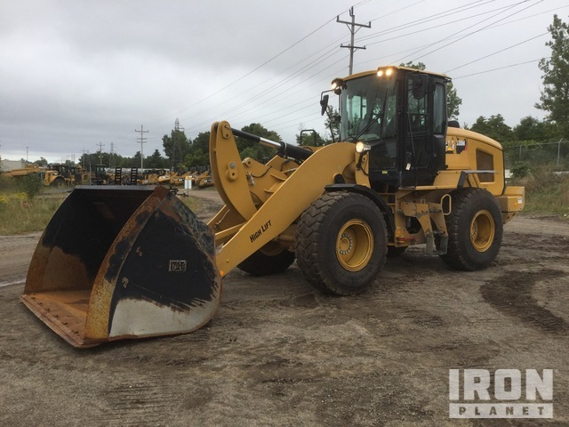 2017 Cat 930M Wheel Loader, Wheel Loader