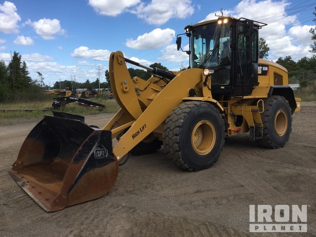2016 Cat 926M High Lift Wheel Loader, Wheel Loader