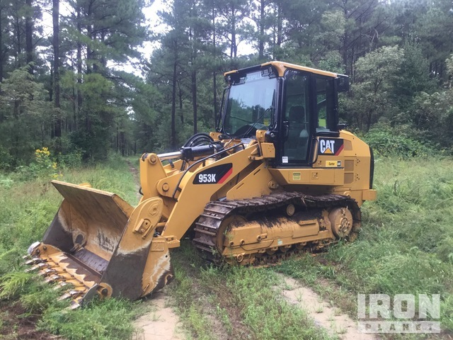2019 Cat 953K Crawler Loader, Crawler Loader
