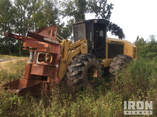 2007 Cat 563 Wheel Feller Buncher, Parts/Stationary Construction-Other