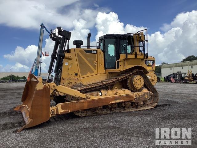 2017 Cat D8T Crawler Dozer, Crawler Tractor