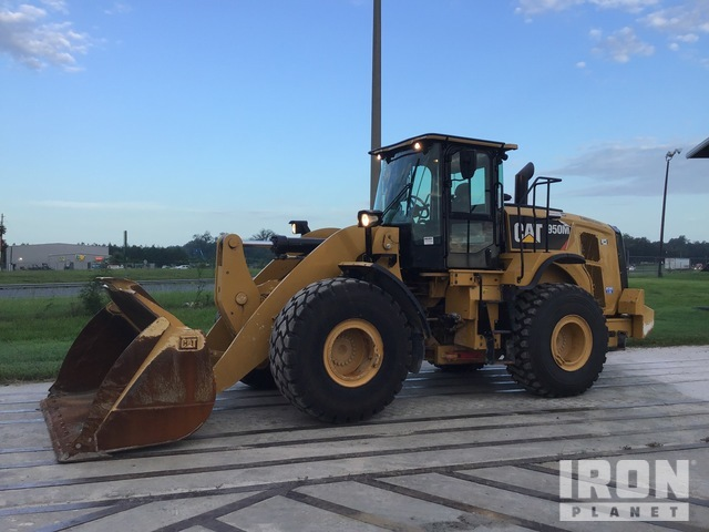 2016 Cat 950M Wheel Loader, Wheel Loader