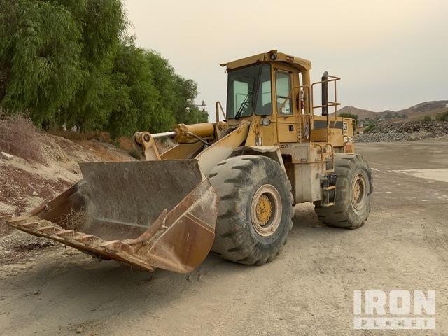 Cat 966D Wheel Loader, Wheel Loader