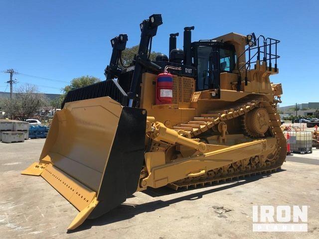 2006 Cat D10T Crawler Dozer Certified Rebuild 2020, Crawler Tractor
