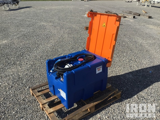 2019 Cemo Blue-Mobil Easy Electric Fuel Tank, Tank